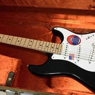 Fender strat Blackie