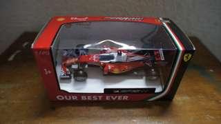 Ferrari Racing SF16-H 1/43 Toy Collectible