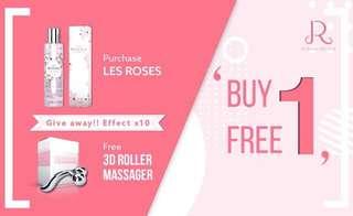 Les Roses 🌹 - buy 1 free 1
