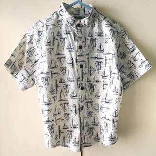 Izod Boys' Shirt (Size 4)