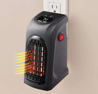 (497) Handy Heater Wall-Outlet (BD-167)