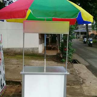 Booth Portable Payung