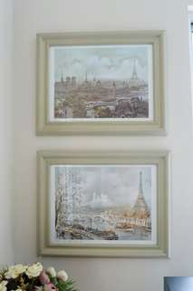 Wall Painting / Wall Decoration (Set of 4)