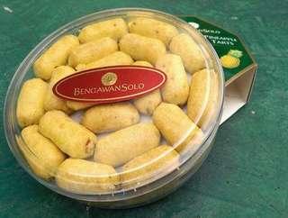 Bengawan Solo pineapple tart