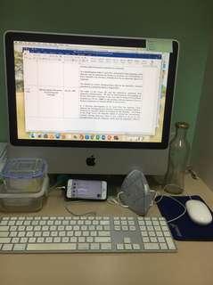 iMac 4GB 250GB
