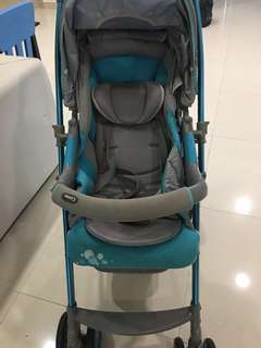 Combi Sporty Urban walker stroller