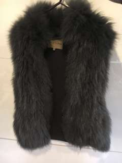 Real Fox Fur Vest - Brave and True