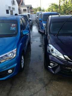 Cars To Rent (KLANG VALLEY)
