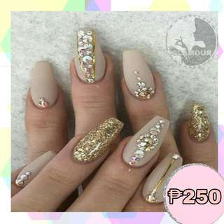 Customized Press On Nails