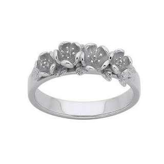 Karen Walker Flower Wreath ring