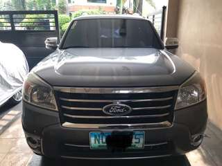 Ford Everest 2010 Ice edition A.T