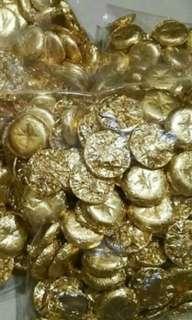 Coklat coin kiloan