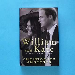 USED BOOK William and Kate: A Royal Love Story
