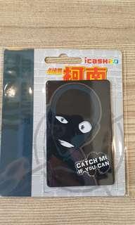 🚚 貨到付款【現貨】名偵探柯南愛金卡-黑衣人icash2.0 catch me