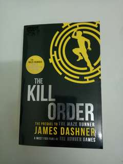 English Book - The Maze Runner Series