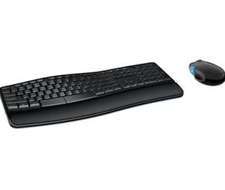 Microsoft Sculpt Comfort Desktop Wireless Keyboard and Mouse