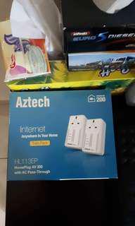 Aztech homeplug HL113EP