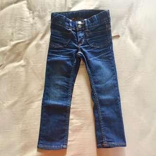 H&M slim pull on jeans