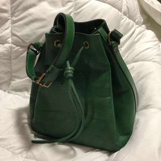 Louis Vuitton Epi Petite Noe LV