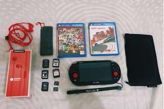 PS VITA SLIM (BUNDLE) / RUSH SWAP