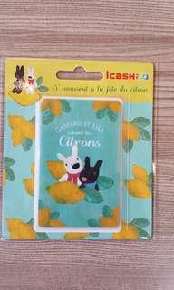 🚚 貨到付款【現貨】麗莎和卡斯柏愛金卡-檸檬季 麗莎和卡斯柏icash2.0