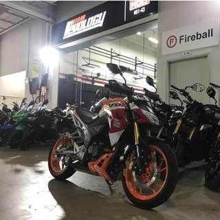 Honda CB190R Repsol OCT 2026