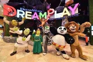 Dream Play Tickets