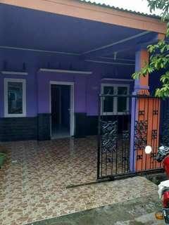 Rumah full renovasi 60/72