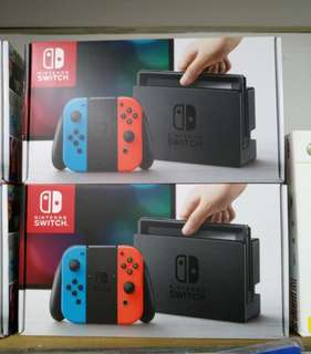 🆕 Nintendo Switch Console