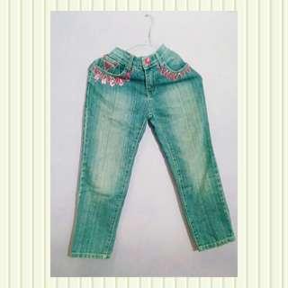 (KIDS) Guess Jeans Love Pattern