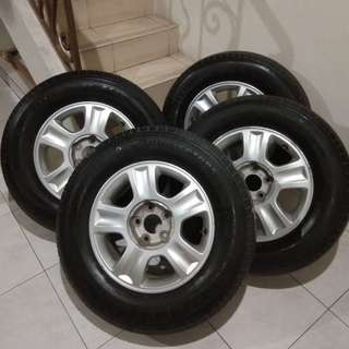 Velg Ford Escape Ori