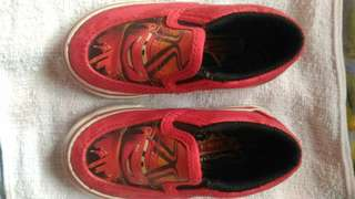 Cars 3 Lightning McQueen Shoes