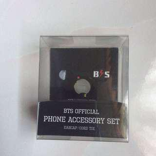 [CLEARANCE SALE] BTS OFFICIAL PHONE ACCESSORY SET