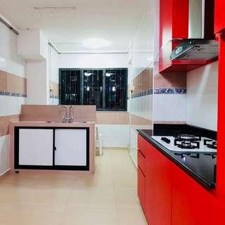 4A Corner unit. Blk 263 Bukit Batok East Ave 4 HDB for Sale