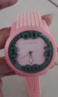 Jam tangan converse ori