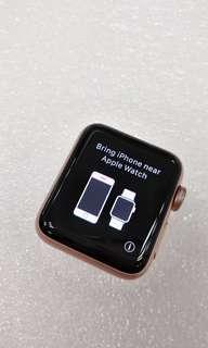 陳列Apple Watch Series3 38mm ( 錶帶連充电線)SH019872