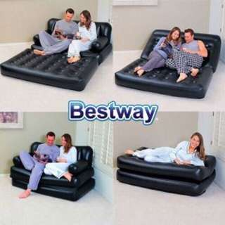 3 and 1 INFLATABLE SOFA BED