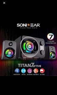 Audio System Titan 7 Speaker