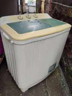 Fukuda twintub washing machine