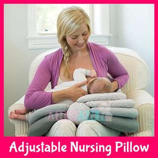 ★CHEAPEST★FREE COURIER DELIVERY★Adjustable Nursing Pillow★Compact Comfortable Elevated Baby Mummy Maternity Support★Breastfeeding Breastfeed