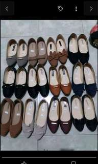Sepatu wanita nya