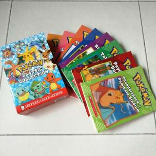Pokemon storybooks collection