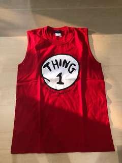 Thing 1 Universal Studios Tanktop