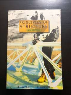 Principles of Structure(4th edition)