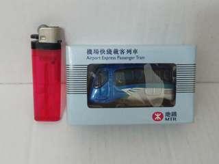 全新 港鐵/地鐵 25周年 Q版 ㄧ機場快線線載客列車模型
