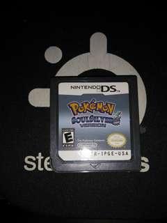 Nintendo Pokemon Soulsilver
