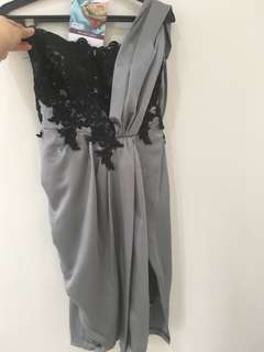 Customade party dress