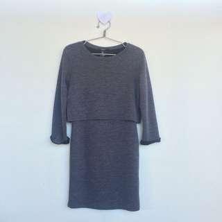 F21 Layered Dress