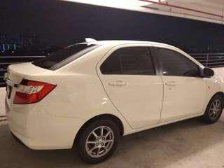 Perodua Bezza for rental