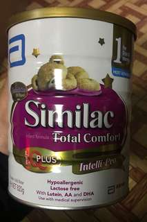 Similac Stage 1 total comfort